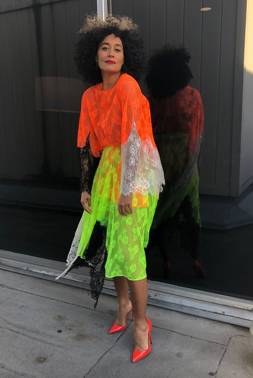 Tracee Ellis Ross In Bold Colors