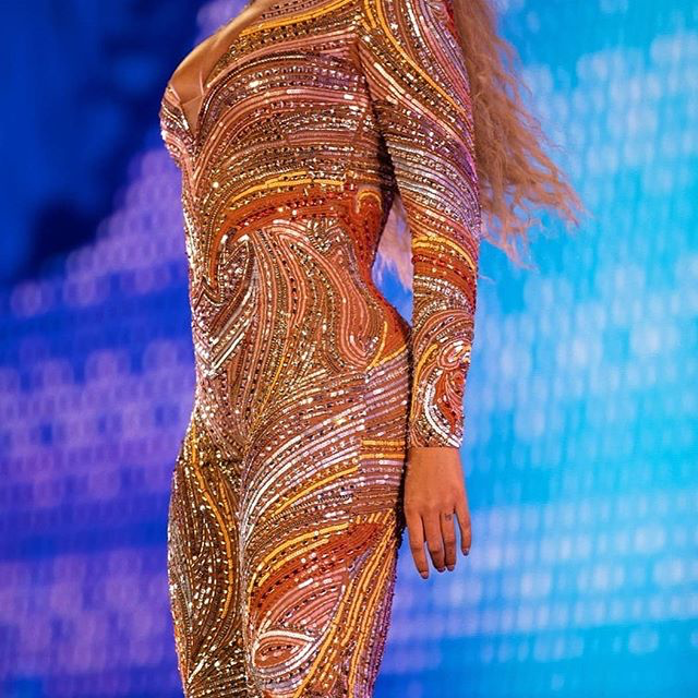 Beyonce On The Run 2 Style