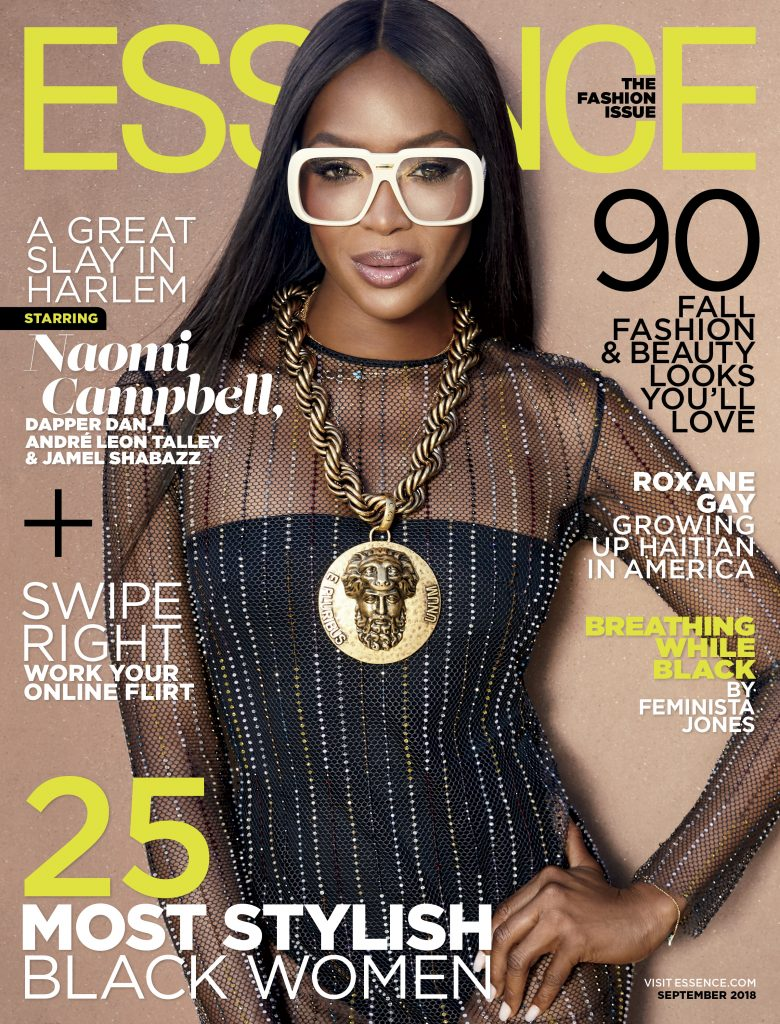 Black Women Dominate September Issues